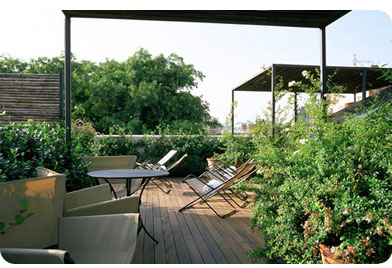 Parisbalcon paysagiste jardinier am nagement et for Amenagement de terrasse
